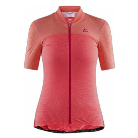 Craft Hale Glow dámský cyklistický dres