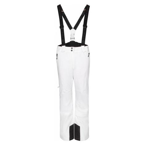 Dámské lyžařské kalhoty Alpine Pro ANIKA - bílá