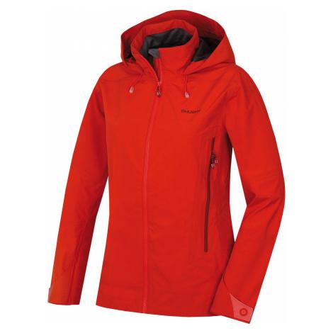 Husky Nakron L, červená Dámská outdoor bunda