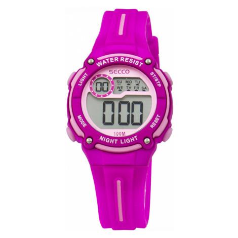 Secco Dětské digitální hodinky S DIP-002