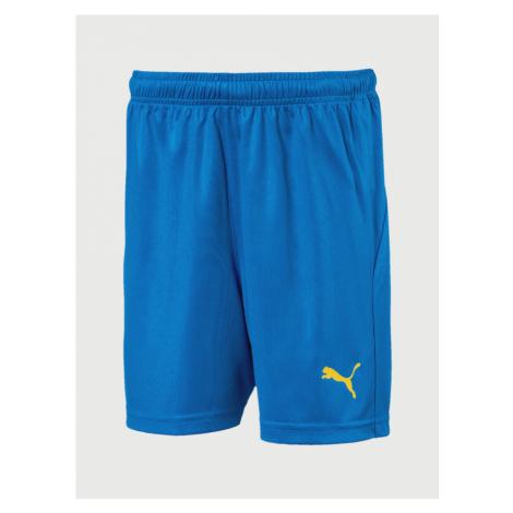 Kraťasy Puma Liga Shorts Core Jr Modrá
