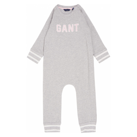 BODY GANT D1. GANT VARSITY SWEAT COVERALL