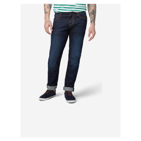 Marvin Jeans Tom Tailor Modrá