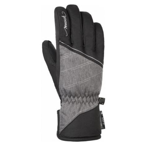 Reusch BRIANNA R-TEX XT černá - Lyžařské rukavice