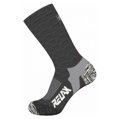 Ponožky Relax Nordic RO37A - šedá