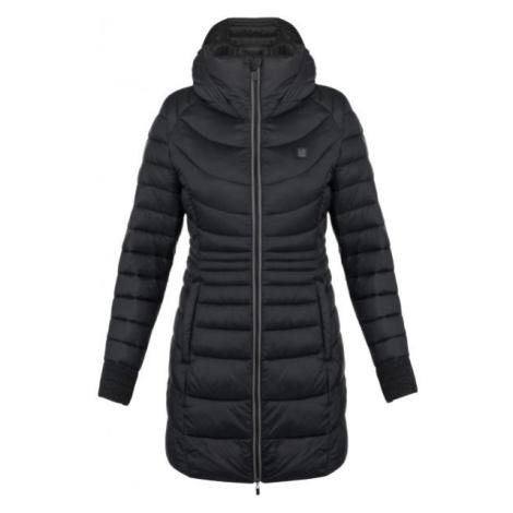 Loap JESNA černá - Dámský zimní kabát