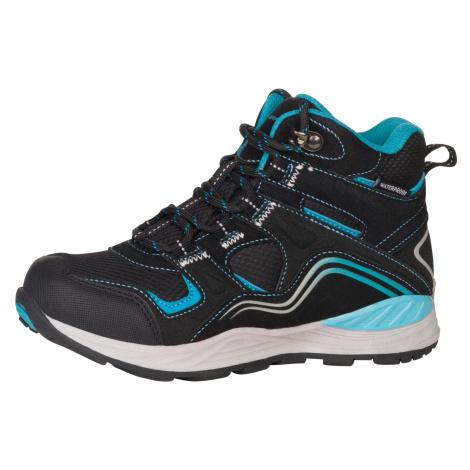 Dětská obuv Alpine Pro SIBEAL - modrá
