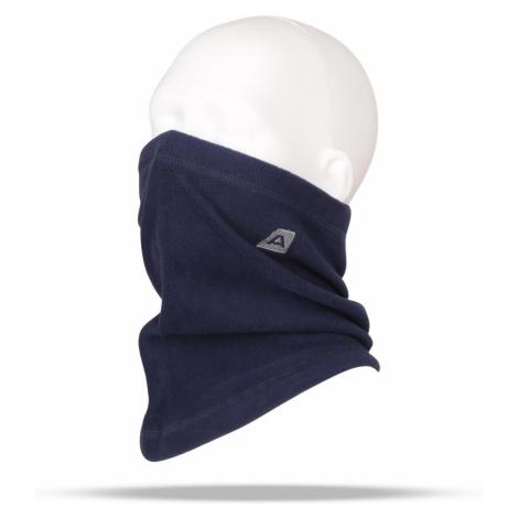 Hřejivý nákrčník Alpine Pro ACHILLE - tmavě modrá