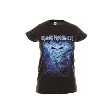 Dámské triko Iron Maiden černé