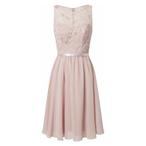 MAGIC NIGHTS Koktejlové šaty bledě fialová