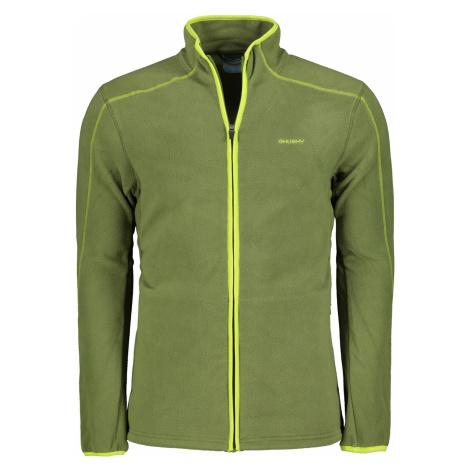 Men's sweatshirt Ander Zip M tm.green Husky
