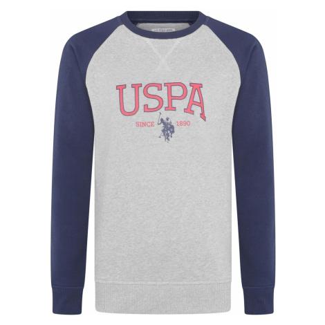 US Polo Assn Logo Crew Sweatshirt U.S. Polo Assn