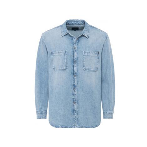 Pepe jeans PL303240PA5 Modrá