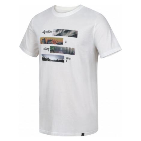 Pánské tričko Hannah Mingar bright white