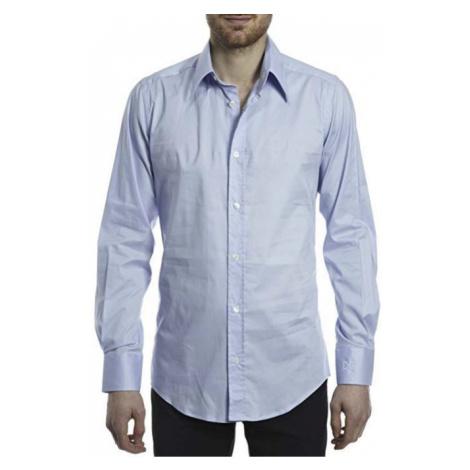 Dolce & Gabbana pánská šedá košile