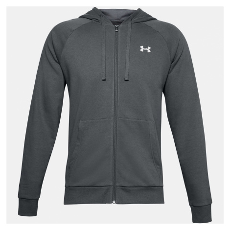 Under Armour Rival Fitted pánská mikina na zip
