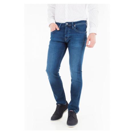 Pepe Jeans pánské tmavě modré džíny Cash