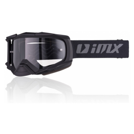 Motokrosové Brýle Imx Dust Yellow-Black Matt