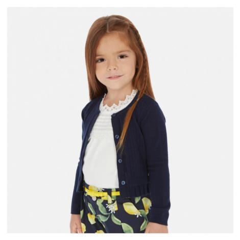 Dívčí svetr Mayoral 3320 | modrá