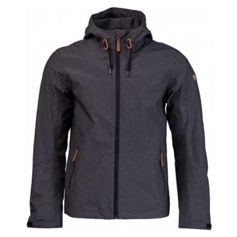 Willard VOJTA šedá - Pánská šusťáková bunda