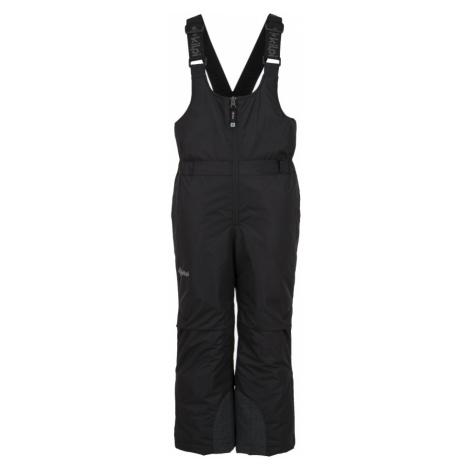 KILPI Chlapecké lyžařské kalhoty DARYL-JB JJ0012KIBLK Černá