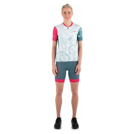 Dámský cyklistický dres KILPI ORETI-W světle modrá