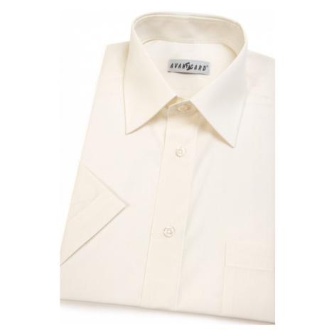 Pánská košile KLASIK s krátkým rukávem Avantgard