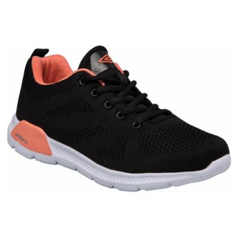 Umbro APOLLO černá - Dámská volnočasová obuv