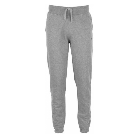 Tepláky New Era Essential Track Pant heather gray