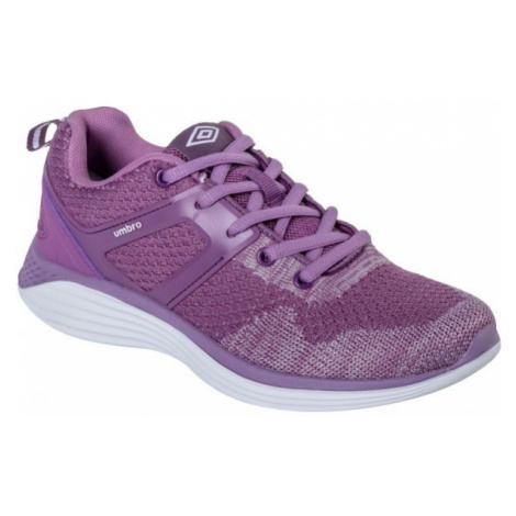 Umbro LOVELL fialová - Dámská volnočasová obuv