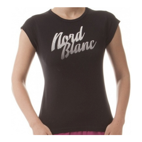 Tričko NordBlanc NBFLT5955 Nicer black