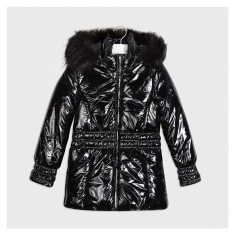 Dívčí zimní bunda Mayoral 7416 - 88 | černá