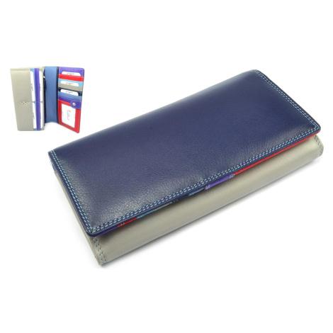 Kožená dámská peněženka Golunski