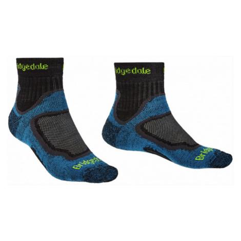Ponožky Bridgedale Trailsport LW T2 MC Crew blue/436