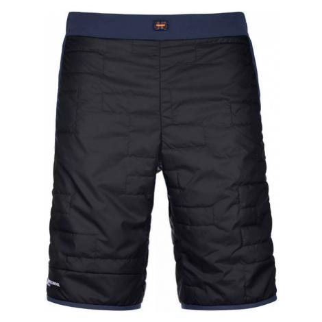 Zateplené kraťasy Ortovox Swisswool Piz Boe Shorts M black raven