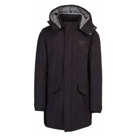 Kabát AERONAUTICA MILITARE černá