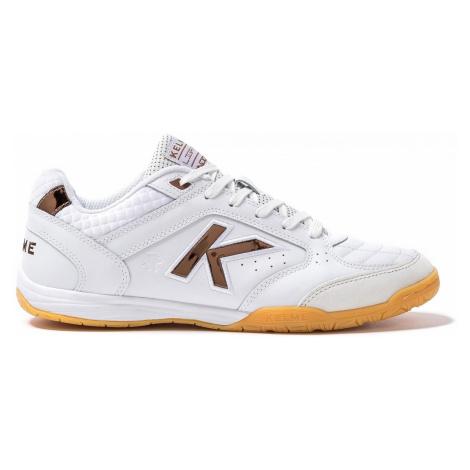 Sálová obuv Kelme Liga Pro Bílá / Zlatá