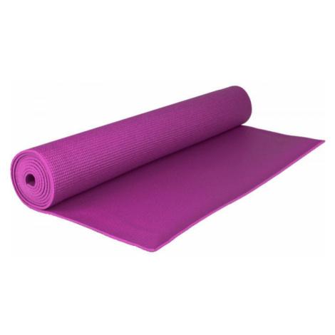 Fitforce YOGA MAT 180X61X0,4 fialová - Cvičební podložka