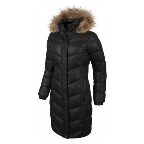 Willard IZZY černá - Dámský prošívaný kabát