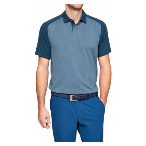 Pánské triko s límečkem Under Armour Tour Tips Champion Polo