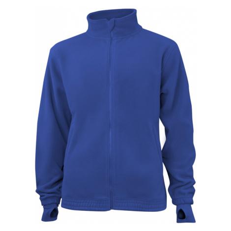 Pánská fleece JA - Královská modř