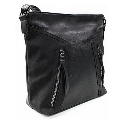 Černá dámská crossbody kabelka Chantelle Rosy bag