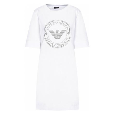 Armani Emporio Armani dámská bílá noční košile