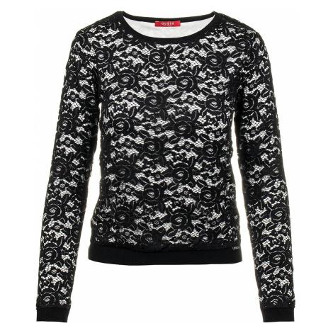Guess Dámský svetr černo bílé