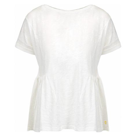 Tričko Deha HYPE bílá