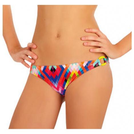 Dívčí plavkové kalhotky bokové Litex 57568   viz. foto