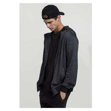 Mens Light Training Jacket - charcoal/black Urban Classics