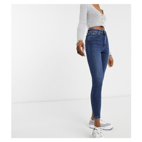 Tommy Jeans high rise skinny in mid wash blue Tommy Hilfiger