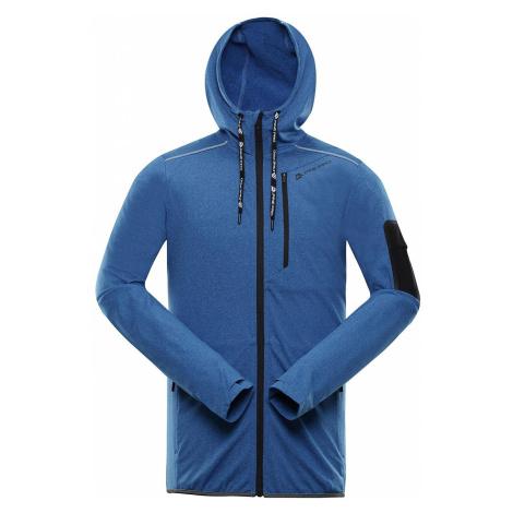 Pánská mikina Alpine Pro CASS 5 - modrá