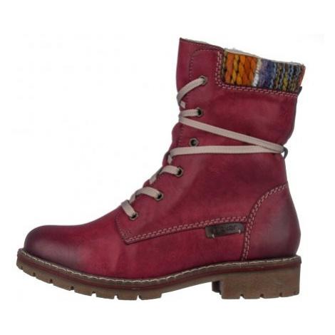 Kotníčková obuv RIEKER Y9122-35